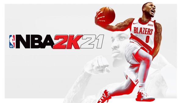 NBA 2K21 Dame Edition