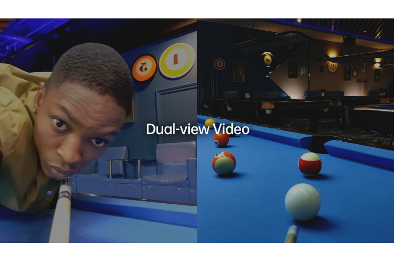Create Dual-View Clips