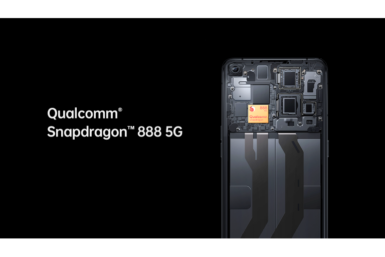 Powered by Snapdragon