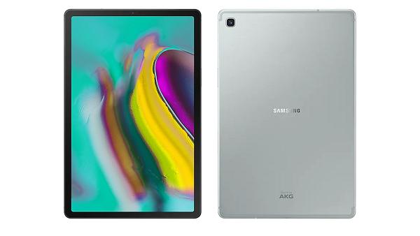Buy Samsung Galaxy Tab S5e 128GB Wi-Fi Tablet - Silver | Harvey