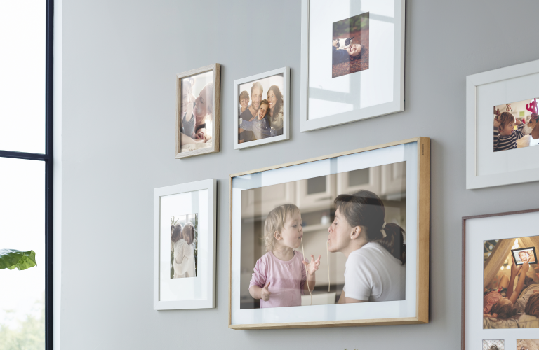 Buy Samsung 43-inch The Frame 4K Ultra HD LED LCD Smart TV | Harvey ...