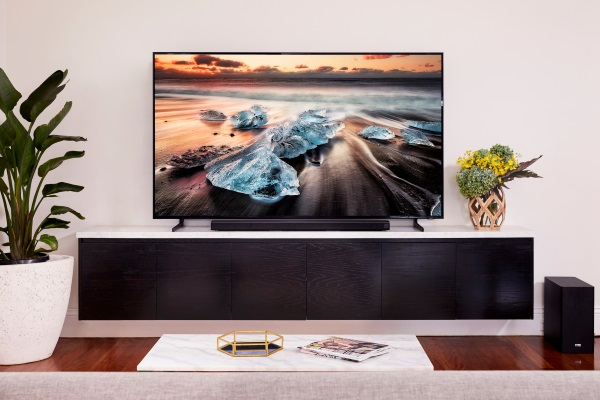 SAMSUNG Q900 8K QLED SMART TV Melbourne hi Fi, Australia