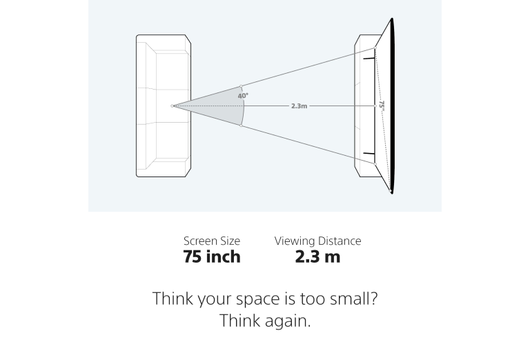 No Space Is Too Small