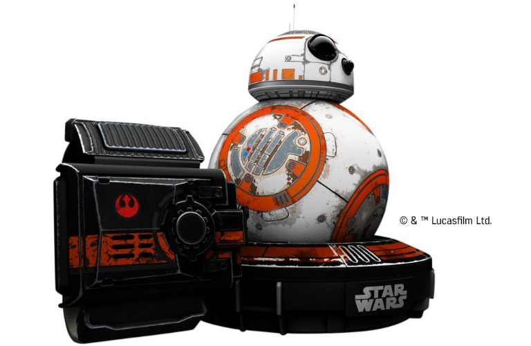 BB8 on Force Band