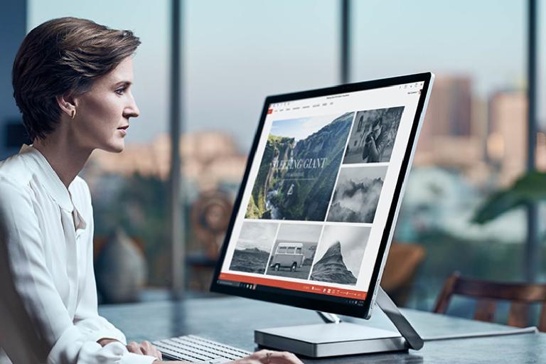 Microsoft Surface Studio 2TB Intel Core I7 Desktops
