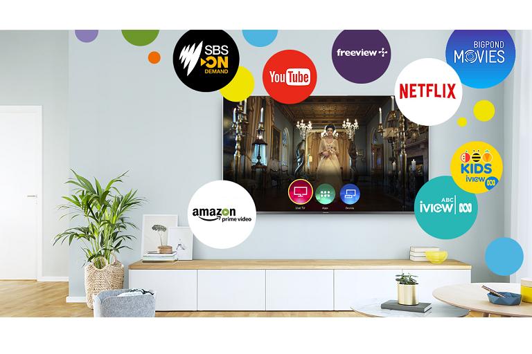 Buy Panasonic 65-inch FX600 4K UHD LED LCD Smart TV | Harvey Norman AU