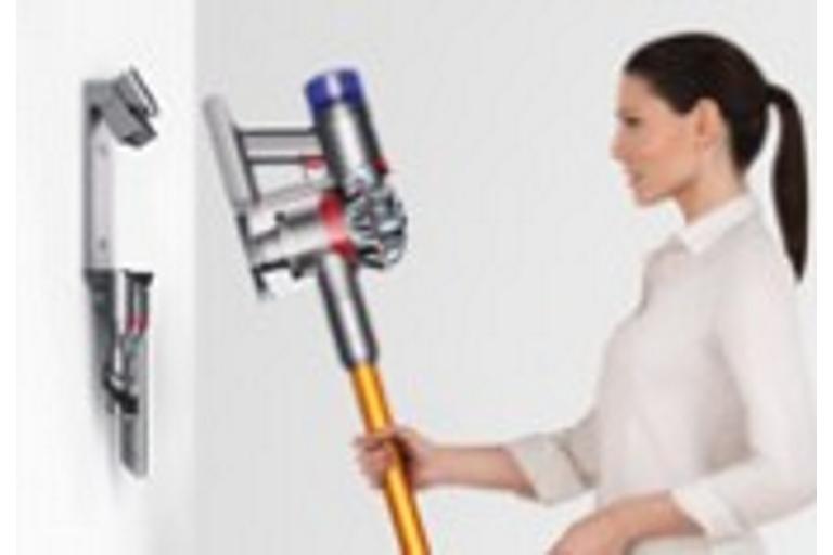 dyson v8 absolute cordfree handstick vacuum cleaner. Black Bedroom Furniture Sets. Home Design Ideas