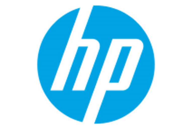 Another HP logo