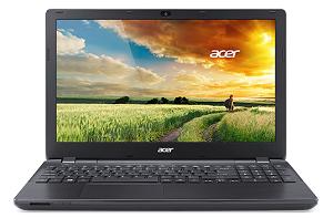 The Acer Aspire E5