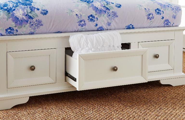 white bedroom suite. akira bedroom suite Akira 4 Piece Queen Bedroom Suite  Beds Suites