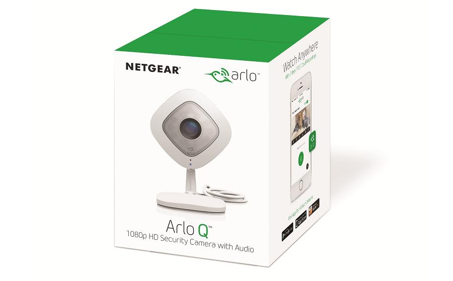 Arlo Q HD Security Camera