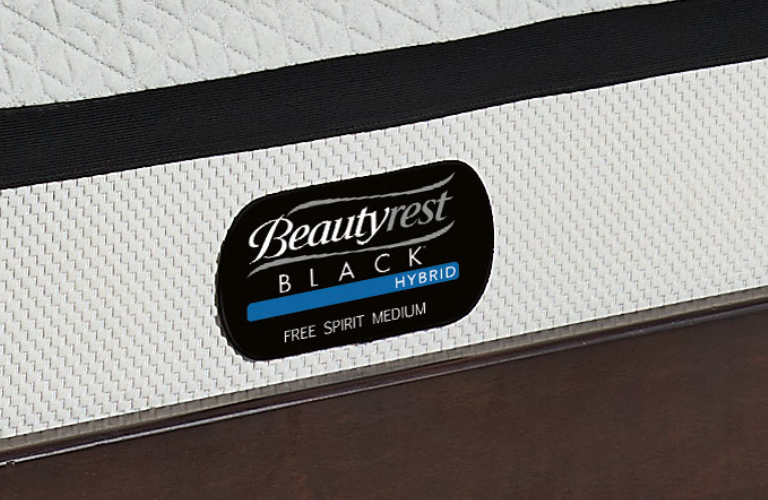 beautyrest black hybrid free spirit mattress