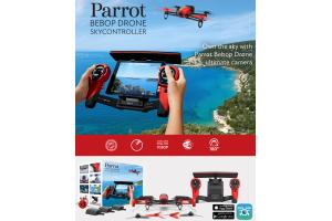 Parrot Bebop Poster