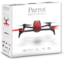 Parrot Bebop 2 Box Shot