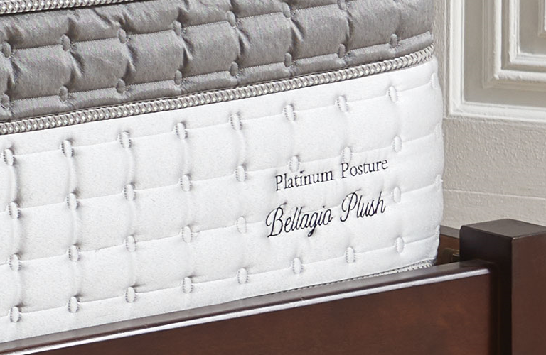 bellagio plush mattress