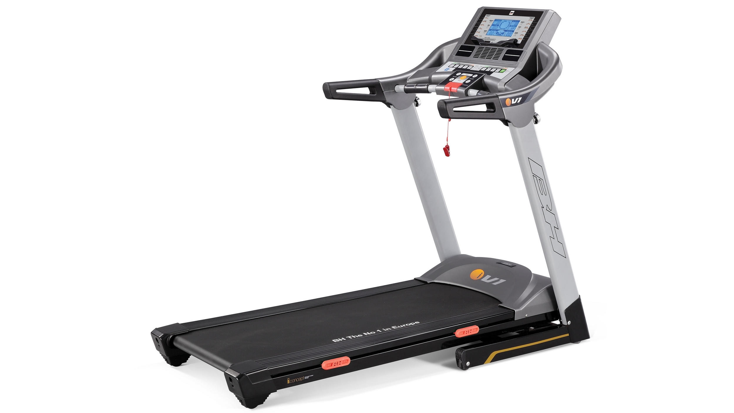 The BH Fitness i.V1 i.Concept Treadmill