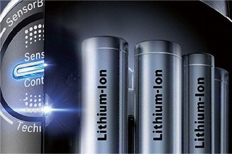 Rechargable lithium-ion batteries