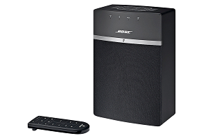 The Bose SoundTouch 10 Wireless Music System