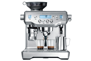The Breville The Oracle Espresso Coffee Machine