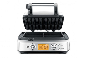 The Breville The Waffle Pro Maker