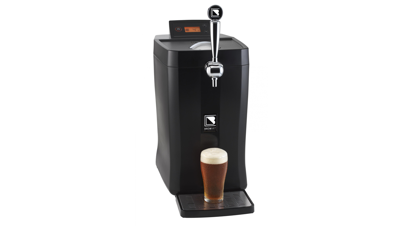The BrewArt BrewFlo beer dispenser