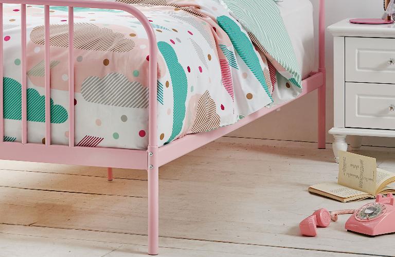 calais single bed