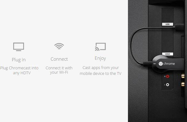 Chromecast Easy   Setup