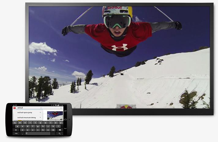 Chromecast Device   Remote Control