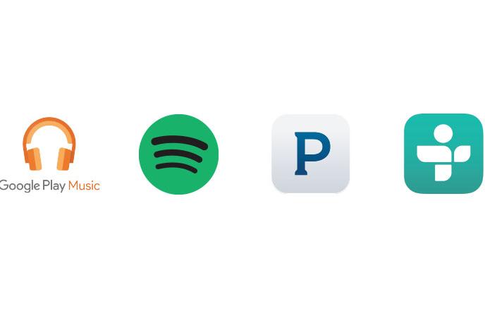 Chromecast Audio apps.