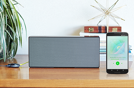 Chromecast Audio with 