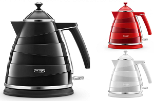 The DeLonghi Avvolta Kettle
