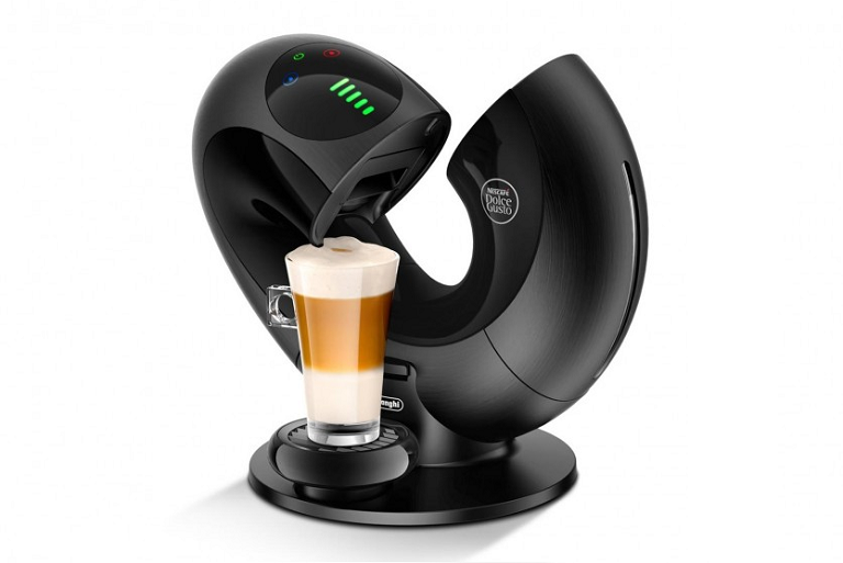 Making coffee with the DeLonghi Eclipse