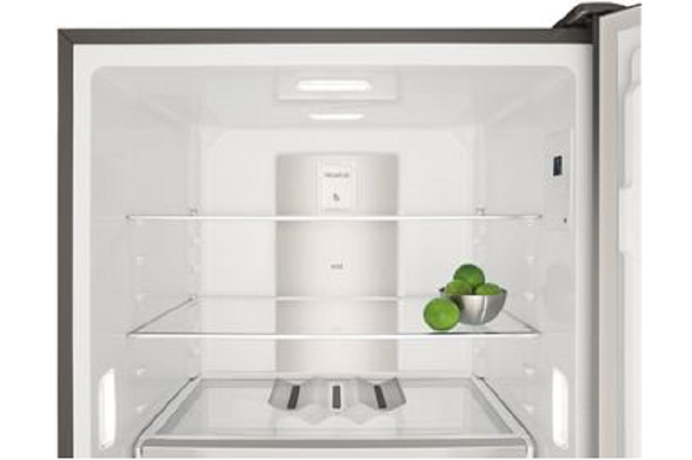 Inside the Electrolux 530L Fridge