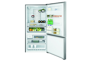 The Electrolux FreshPlus 530L Bottom Mount Fridge