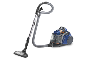 The Electrolux Ultraflex Allergy Bagless Barrell Vacuuum Cleaner