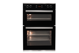 The Euromaid 60cm Double Electric Oven