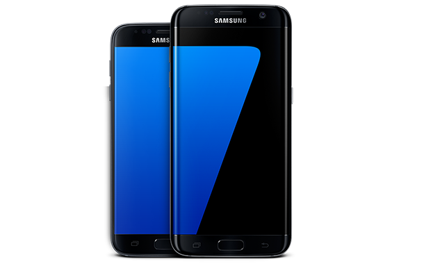 Samsung Galaxy S7 Edge hero.