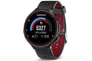 The Garmin Forerunner 235 GPS Watch