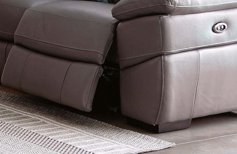 healie powered recliner sofa