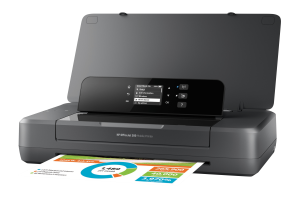 HP Officejet 200 Mobile Inkjet Printer