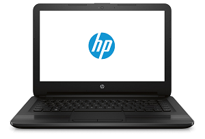 The HP 14-AN006AU laptop