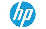 The HP logo
