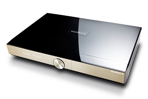 The Humax 4Tune PVR