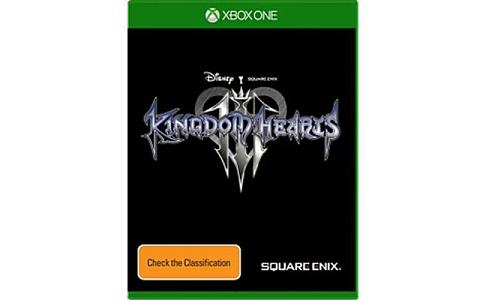 Kindgom Hearts   III Game