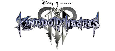 Kindgom Hearts III   Logo