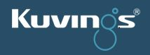 The Kuvings logo