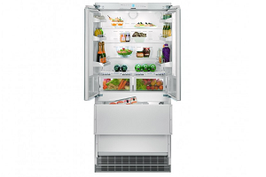 The Liebherr 585L French Door Fridge
