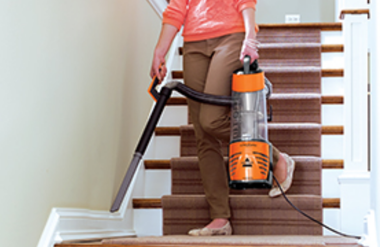 Removable vacuum