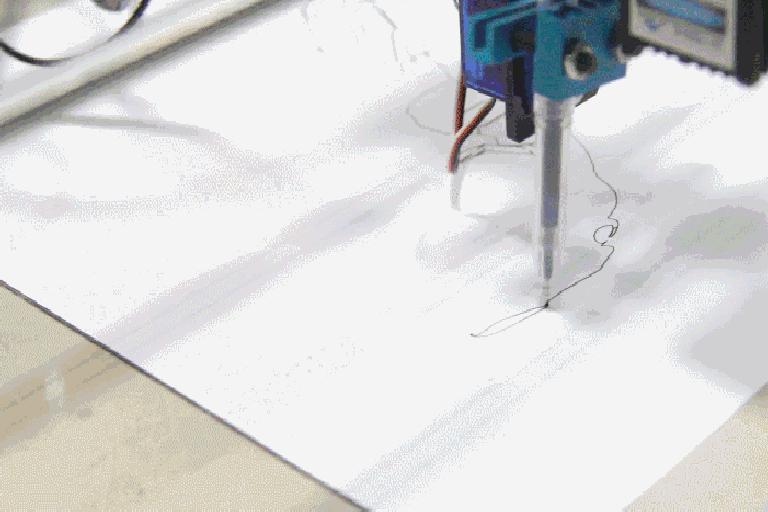 Makeblock drawing