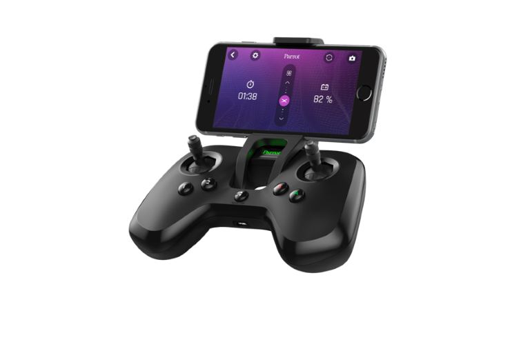mambo controller with phone